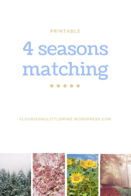 4 seasons matching
